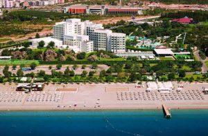Vliegtijd Antalya