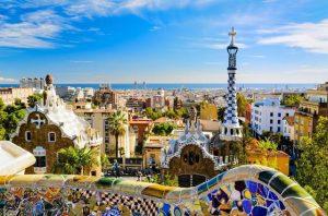 Vliegtijd Barcelona