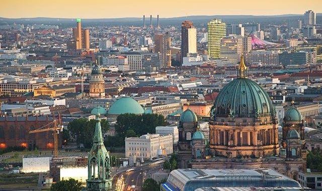Vliegtijd Berlijn
