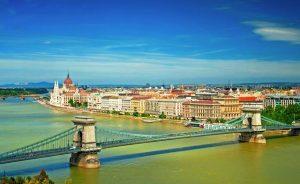 Vliegtijd Boedapest