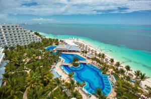 Vliegtijd Cancun
