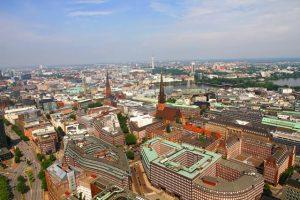 Vliegtijd Hamburg