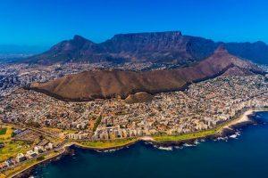Vliegtijd Kaapstad