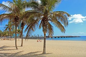 Vliegtijd Lanzarote