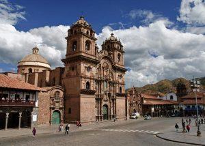 Vliegtijd Peru