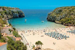 Vliegtijd Menorca