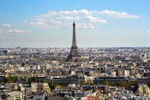 Vliegtijd Parijs