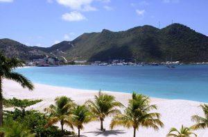 Vliegtijd Sint Maarten