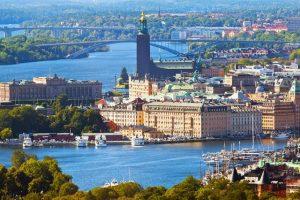 Vliegtijd Stockholm