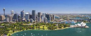 Vliegtijd Sydney