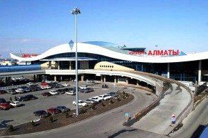 Vliegtijd Alma Ata