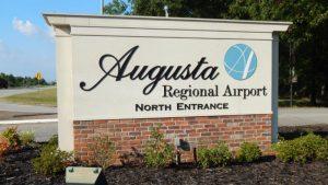 Vliegtijd Augusta