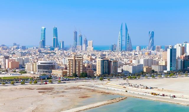 Vliegtijd Bahrein