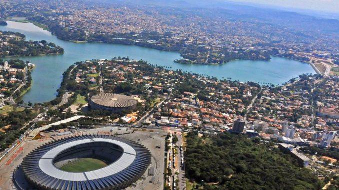 Vliegtijd Belo Horizonte