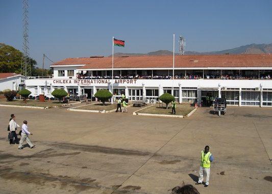 Vliegtijd Blantyre