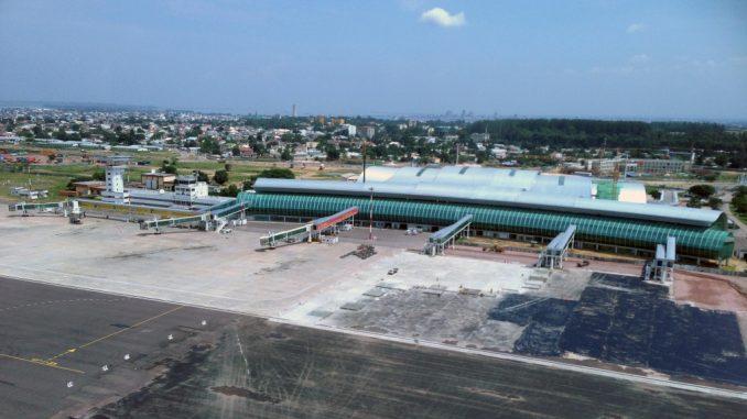 Vliegtijd Brazzaville