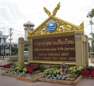 Vliegtijd Chiang Mai