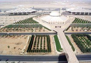 Vliegtijd Dammam