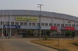 Vliegtijd Freetown