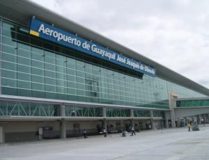 Vliegtijd Guayaquil