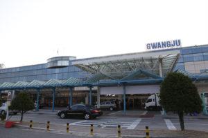 Vliegtijd Gwangju