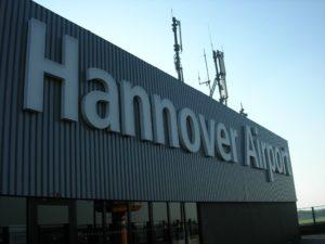 Vliegtijd Hannover