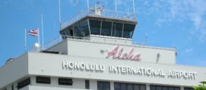 Vliegtijd Honolulu