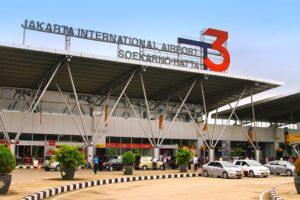 Vliegtijd Indonesië