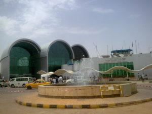 Vliegtijd Khartoum