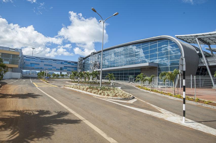 Vliegtijd Mauritius