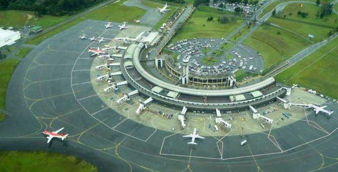 Vliegtijd Medellín