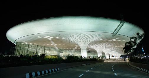 Vliegtijd Mumbai