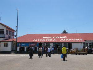Vliegtijd Mwanza