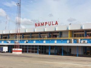 Vliegtijd Nampula