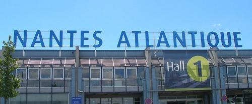 Vliegtijd Nantes