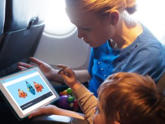 Tips vliegen met kinderen