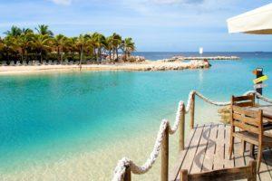 Vliegtijd Nederlandse Antillen